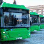 Автобусы ЛиАЗ на газу