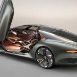 Bentley – первый электрокар