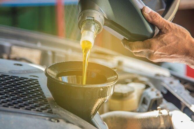 Что означает «нулевая» вязкость моторного масла
