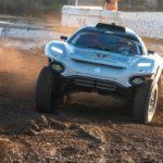 Cupra и ABT подготовили гоночный электровнедорожник