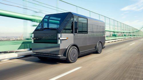 Электрический фургон MPDV