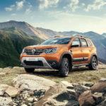 Кроссовер Renault Duster нового поколения