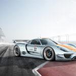 Легенда гонок Porsche
