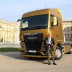 Титул Truck of the Year 2021 получил MAN TGX, а приз за инновацию — грузовики Mercedes