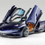 McLaren Speedtail продают на аукционе