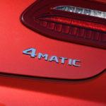 4Matic на автомобилях Mercedes-Benz