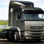 Новый газовый мотор «КамАЗа» для магистральных тягачей