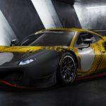 Новый гоночный болид – Ferrari 488 GT Modificata