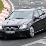 Самые экстремальные модели Mercedes-Benz Black Series