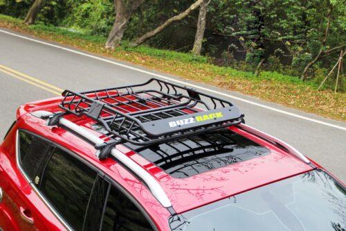 Штрафы за багажник на крыше