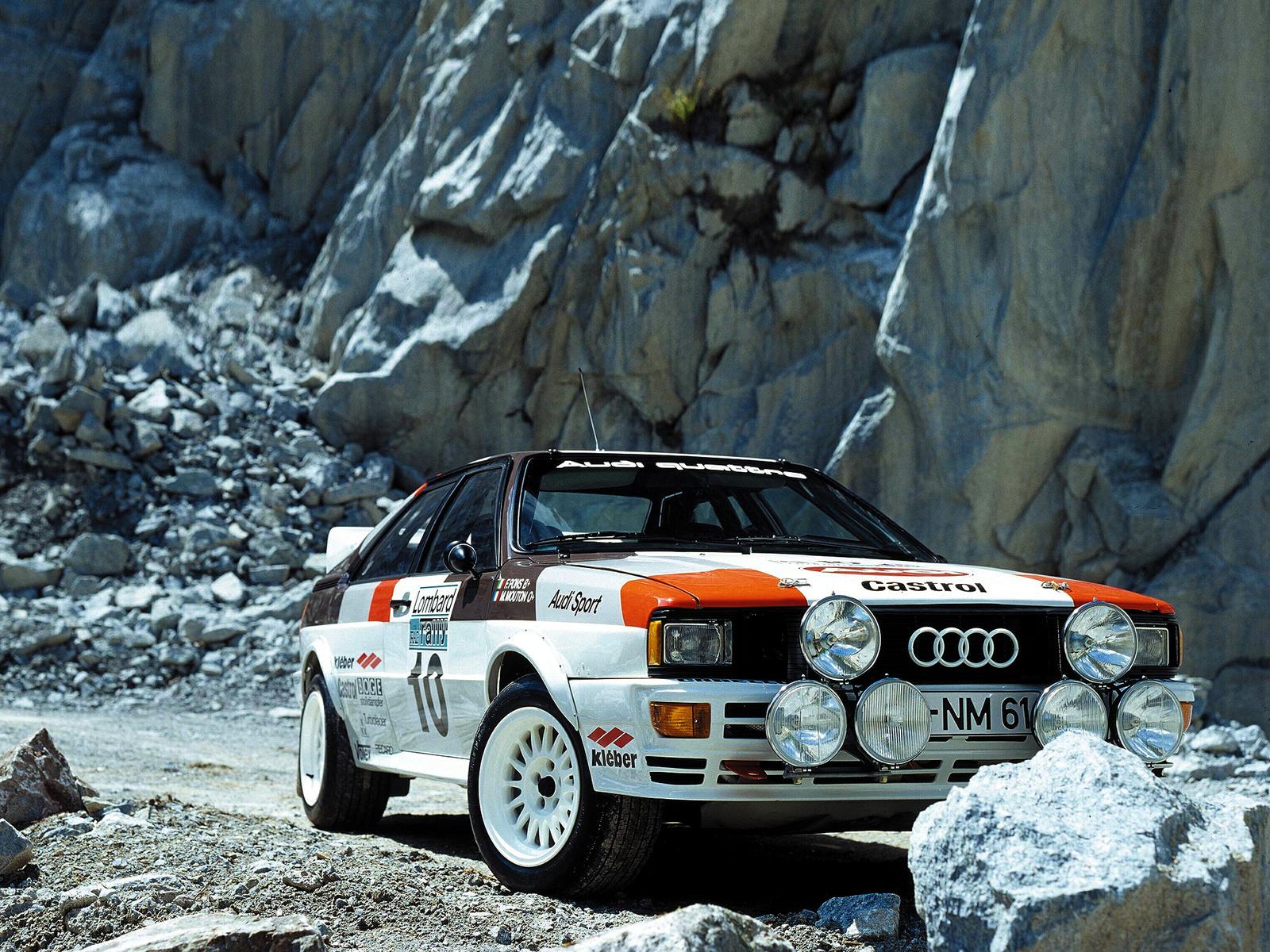 ВИЛТА Audi quattro