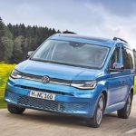 Volkswagen Caddy – пятое поколение