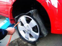 Есть ли смысл накачивать шины азотом