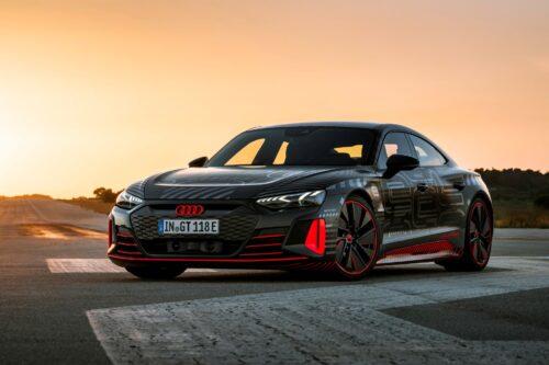 Audi на электротяге