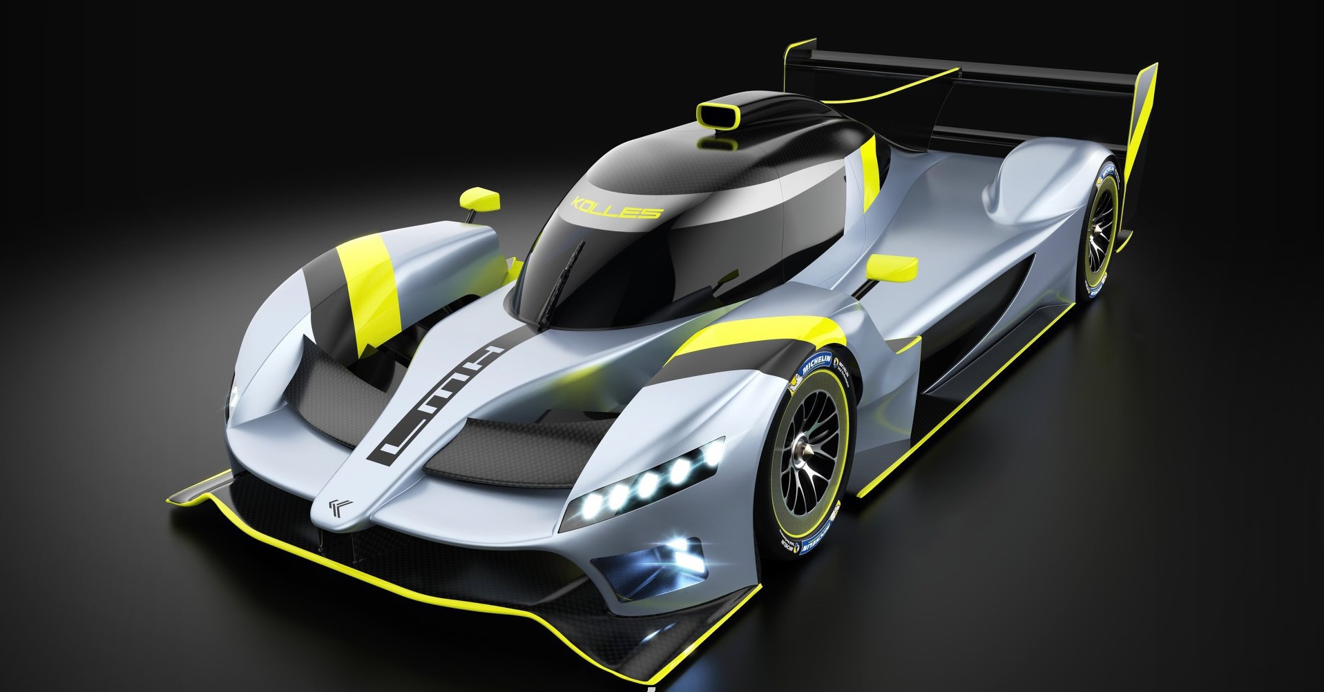 ByKolles Racing - гражданский суперкар
