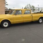 """Chevrolet C20 – полувековой пикап удлинили до """"неприличия"""""""