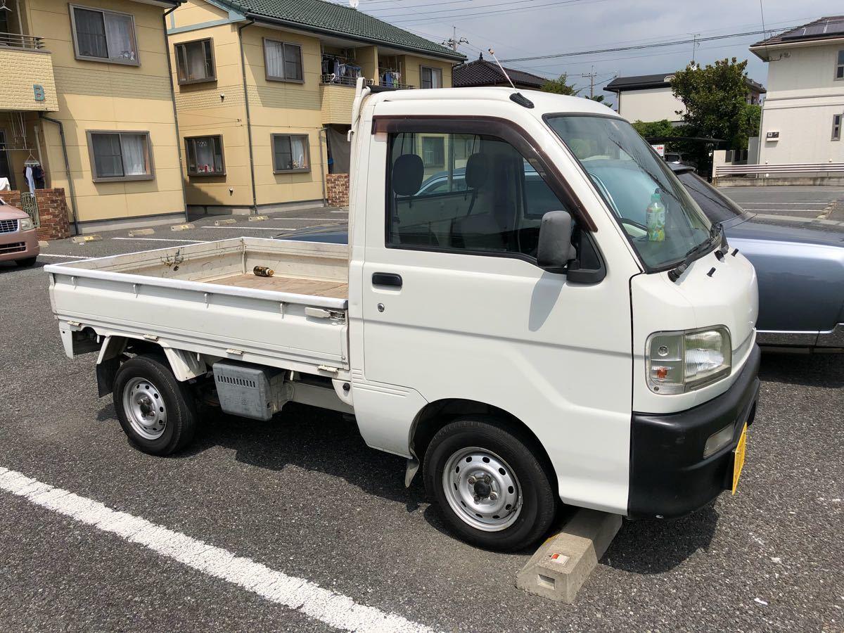 Daihatsu HiJet - самый забавный грузовик