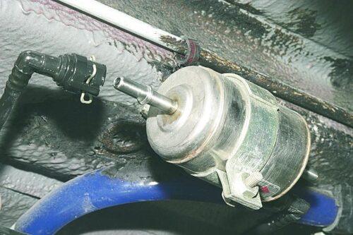 Экспресс проверка состояния топливного фильтра