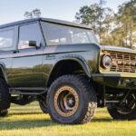 Ford Bronco с мотором Coyote V8