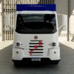 Грузовой электрический гибрид FNM — последователь грузовиков Alfa Romeo