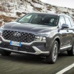 Hyundai Santa Fe – обновленная версия для России
