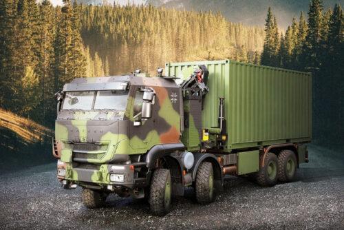 IVECO поставит бундесверу грузовики