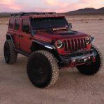 Jeep – рулевое управление на все 4 колеса