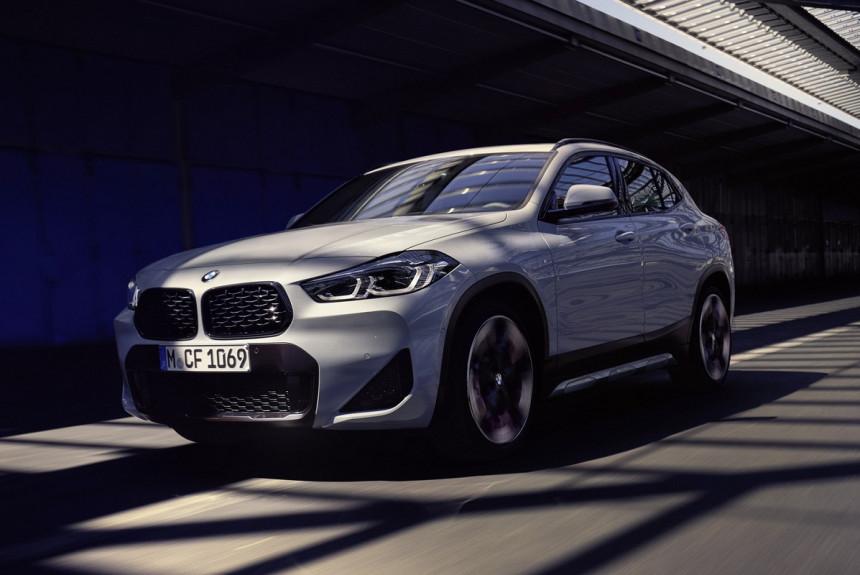 Кроссовер BMW X2