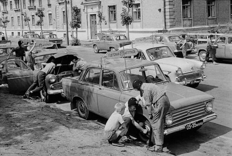 Маленькие хитрости советских автолюбителей пригодятся и сегодня