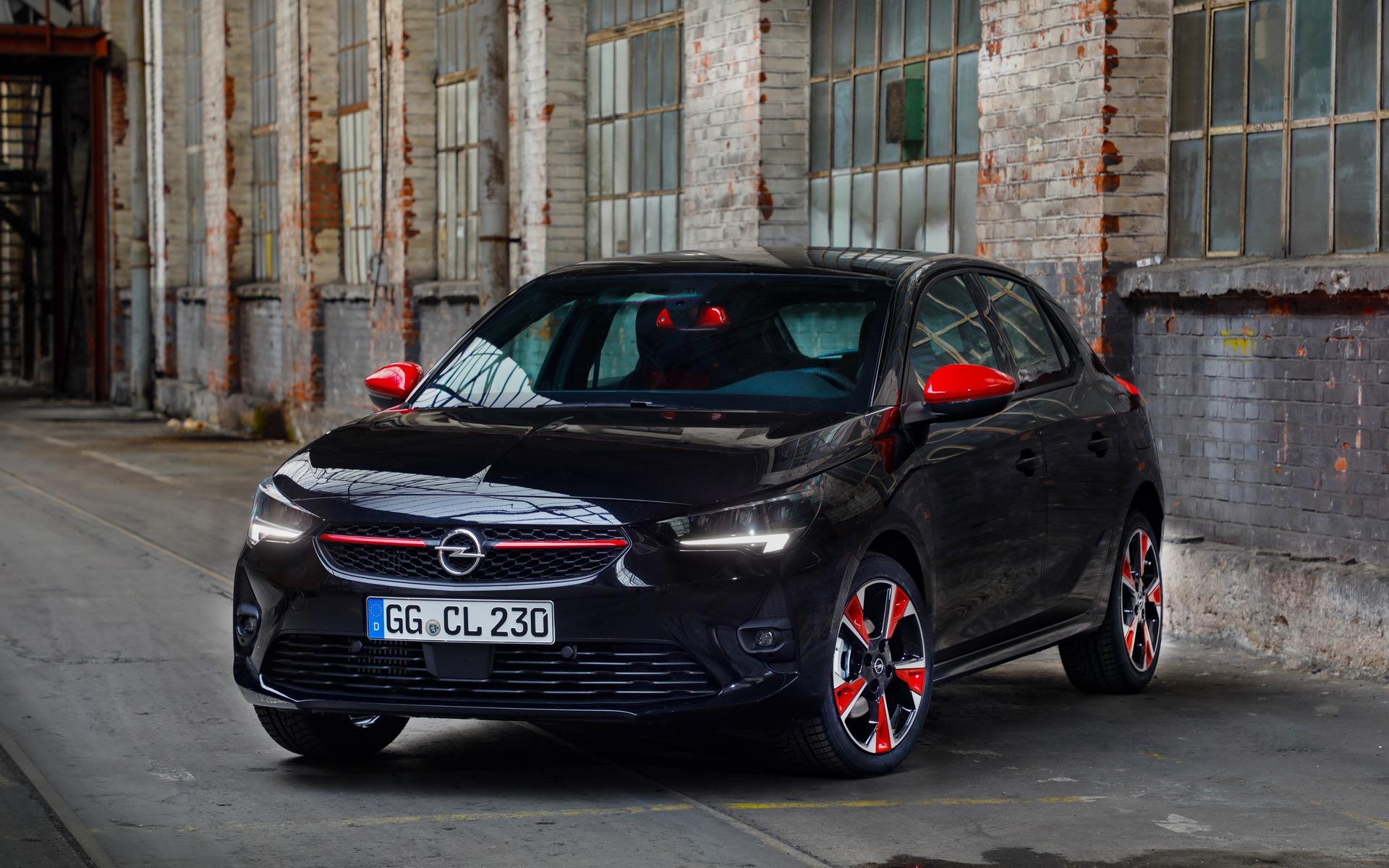 Opel Corsa - спецверсия Individual