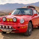 Porsche 911 – экстремально модифицированный ралли-кар «для сафари»