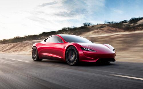 Суперкар Tesla выпустят в 2022 году
