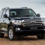 Toyota Land Cruiser 300 – скоро презентация