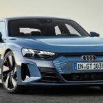 Audi E-Tron GT – новый электромобиль
