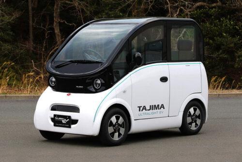 Электромобиль Tajima EV