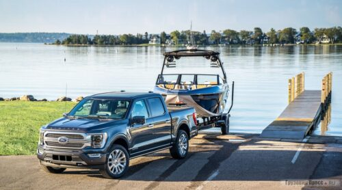 Ford F‑150