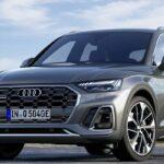 Гибриды Audi увеличили запас хода на электротяге