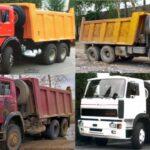 Катаси – неизвестный российский грузовик из 1990-х