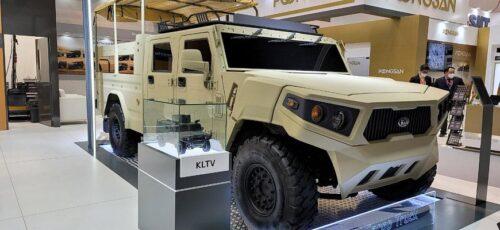 Kia - новый бронированный внедорожник