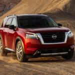 Кроссовер Nissan Pathfinder нового поколения