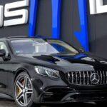 Купе Mercedes-AMG S63 стал мощнее