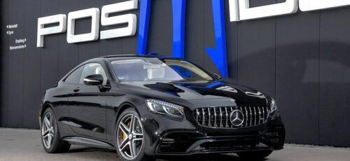 Купе Mercedes-AMG S63