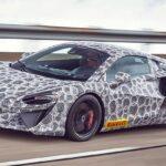 McLaren – новый гибридный суперкар