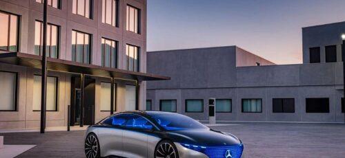 Mercedes планирует конкурировать с Tesla