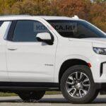 Новый Chevrolet Tahoe – укороченная версия