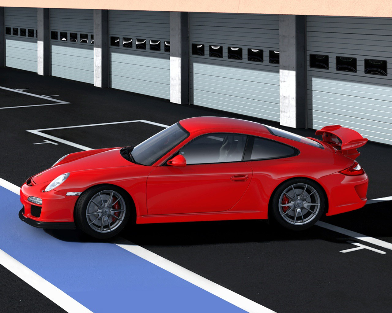 Новый Porsche 911 GT3