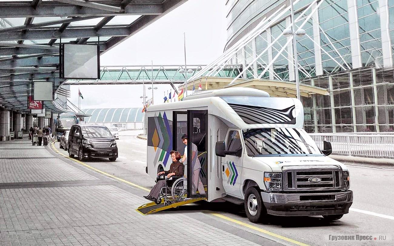 Optimal‑EV S1LF - полностью электрический маршрутный автобус