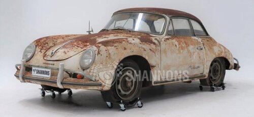 Porsche 456A Cabriolet