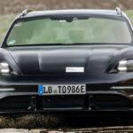 Porsche Taycan Cross Turismo – новый электрический универсал