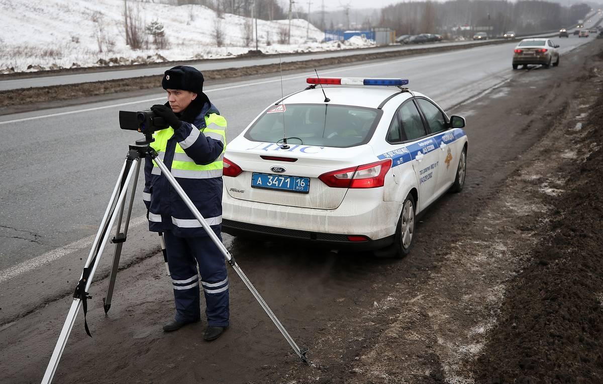 Штрафы за превышение скорости в 2021 году